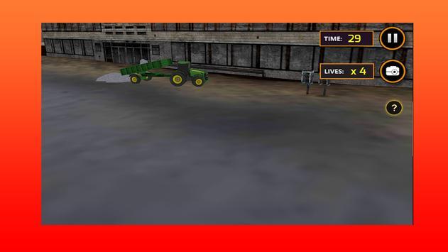 Tractor Concrete Excavator Op apk screenshot