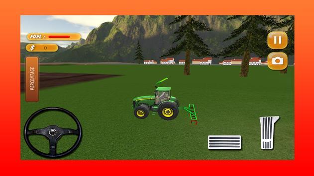 Tractor Farming Simulator 3D apk screenshot