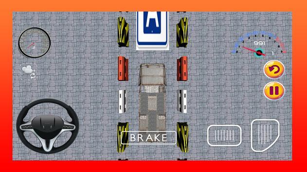 Truck Parking Simulator Game screenshot 8