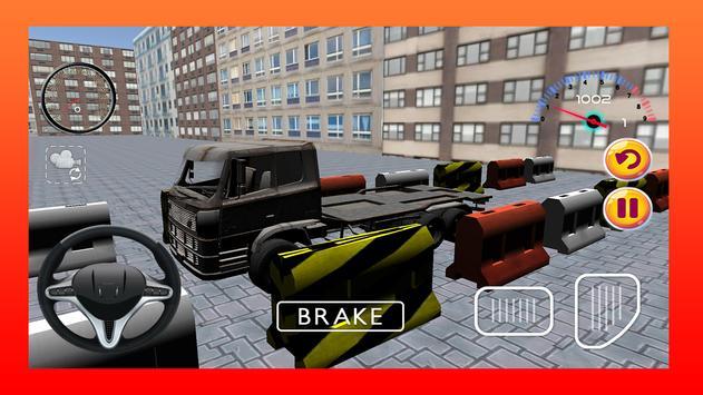 Truck Parking Simulator Game screenshot 1