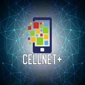 Cell NET+plus icon