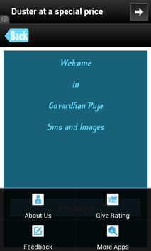 Govardhan Pooja SMS Messages apk screenshot