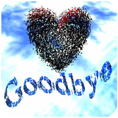 Good Bye SMS Messages Msgs icon
