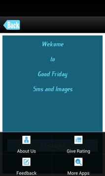 Good Friday SMS Messages screenshot 1