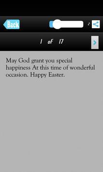 Easter Messages SMS Msgs apk screenshot