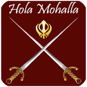 Holla Mohalla Messages Msgs icon
