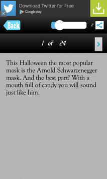 Halloween Messages SMS Msgs apk screenshot