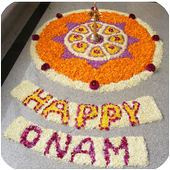 Happy Onam SMS Messages Msgs icon