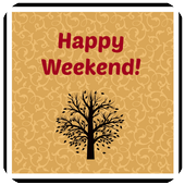 Weekend SMS / Week end Message icon