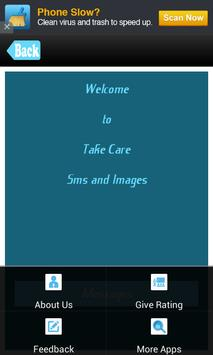 Take Care Messages SMS TC Msgs apk screenshot
