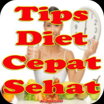 Cara Diet Cepat dan Sehat Dalam Seminggu poster