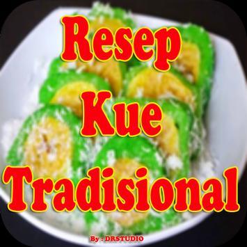Resep Kue Tradisional Pilihan poster