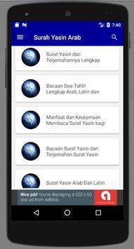 Surat Yasin Arab Dan Latin Artinya Apk App Free Download