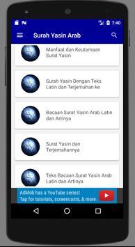 Surat Yasin Arab Dan Latin Artinya For Android Apk Download