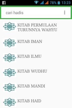 hadis shahih screenshot 1