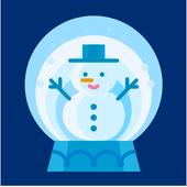 Christmas radio UK icon
