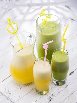 Detox drinks weight loss Healthy recipes free poster