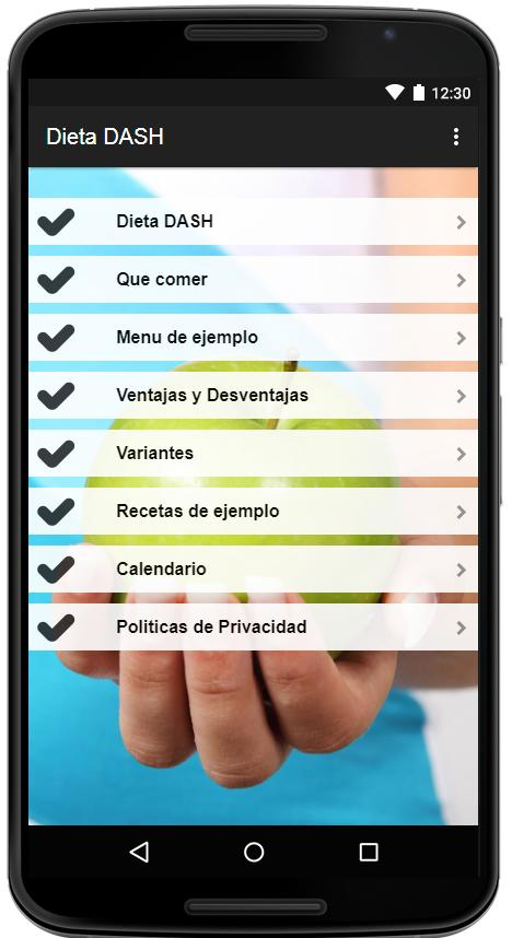 Dieta Dash Espanol For Android Apk Download