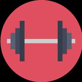 Dieta para aumentar masa muscular icon