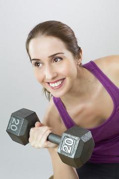 Dieta para aumentar masa muscular poster