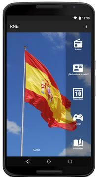 Radio Nacional de España Gratis Online en vivo poster