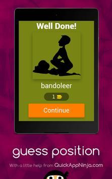 Guess Position apk screenshot
