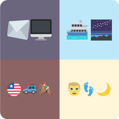 guess the emojis icon