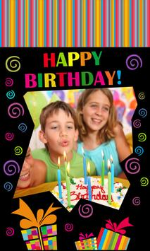 Happy Birthday Frames screenshot 1