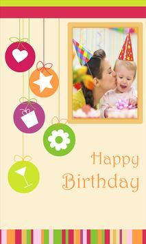 Happy Birthday Frames screenshot 3