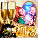 2018 New Year Frames APK