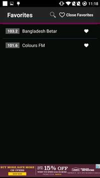 FM Bangla Radio HD - FM Mob screenshot 6