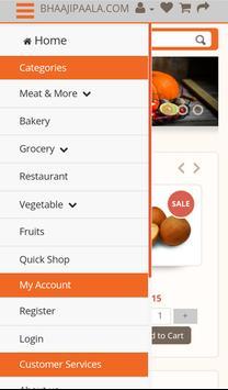 Bhaajipaala apk screenshot