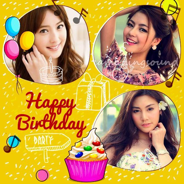 Happy Birthday Collage Maker Photo Editor Free For Android