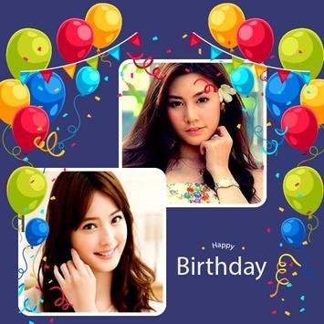 Happy Birthday Collage Maker Photo Editor Free Screenshot 6