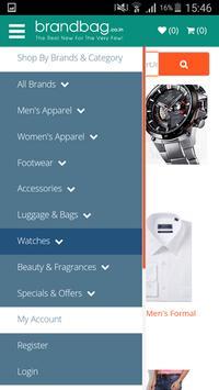 BrandBag Online Shopping apk screenshot