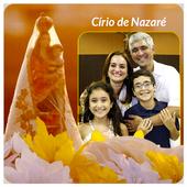 Círio de Nazaré Moldura de foto icon