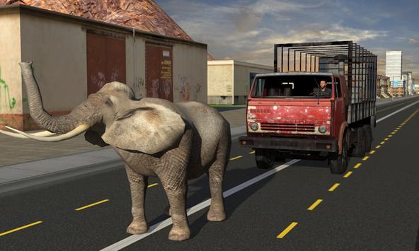 Elephant Racing Simulator 2016 poster