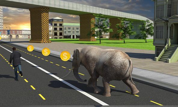 Elephant Racing Simulator 2016 apk screenshot