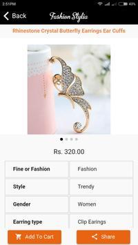 Fashion Stylia - Shop Online screenshot 3