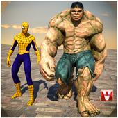 Superheroes Robot Battle icon