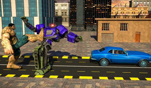Superheroes Robot Battle screenshot 14