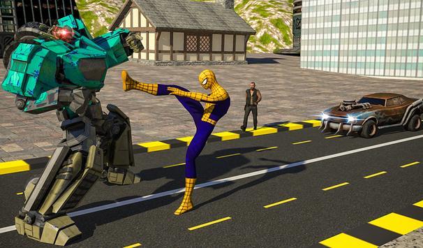 Superheroes Robot Battle screenshot 16