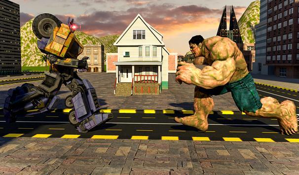 Superheroes Robot Battle screenshot 12