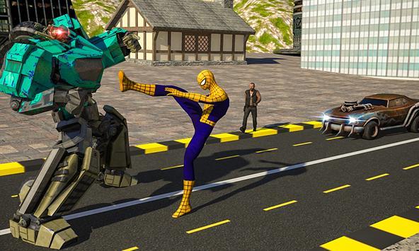 Superheroes Robot Battle screenshot 3