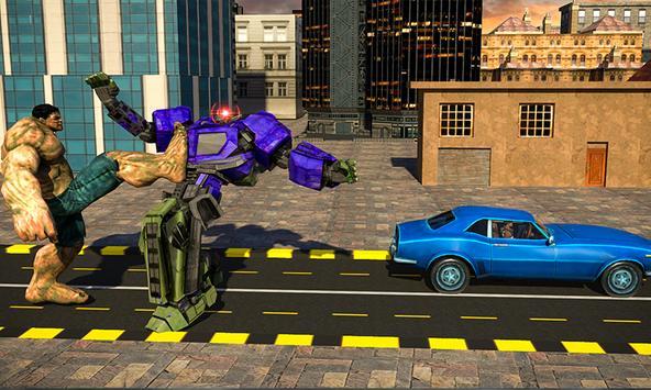 Superheroes Robot Battle screenshot 4