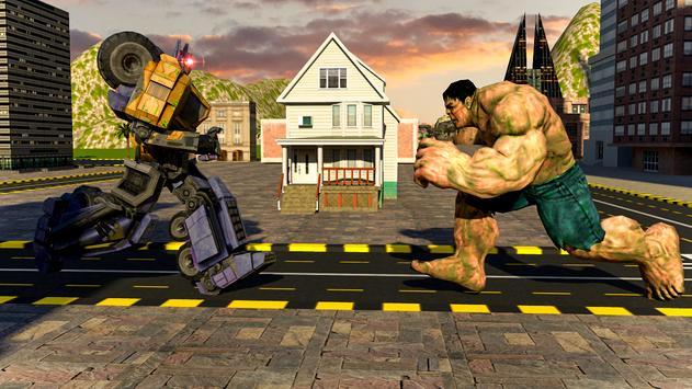 Superheroes Robot Battle screenshot 6