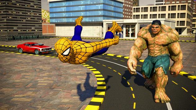 Superheroes Robot Battle screenshot 7
