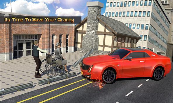 Save Granny poster