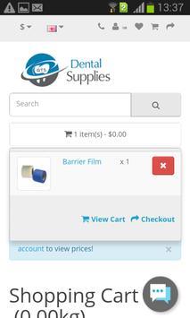 GTS Dental Supplies screenshot 3