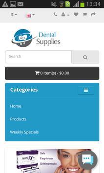 GTS Dental Supplies screenshot 1